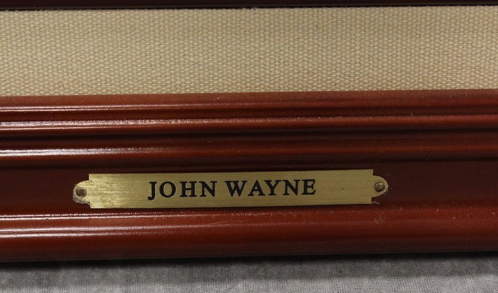 Bradford Color John Wayne Portrait - 2