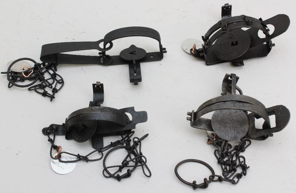 Lot of 6 Traps - 3