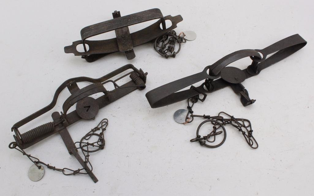 Lot of 7 Traps - 5