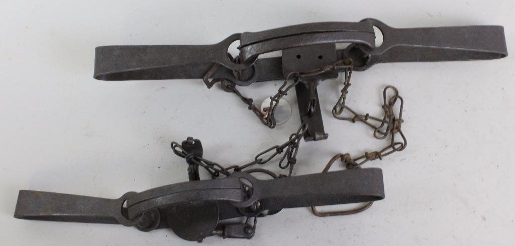 Lot of 2 Traps - 2