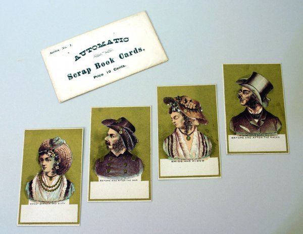 2011: 19th Century Mechanical Cards