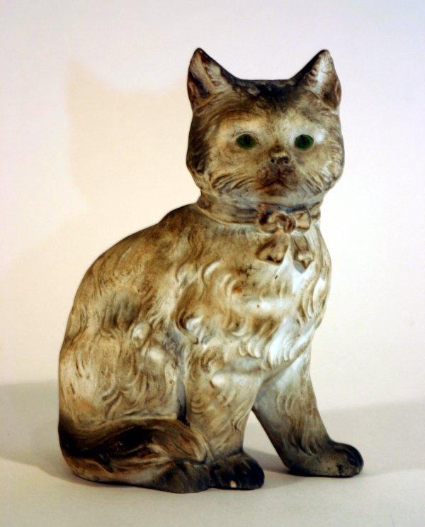 2403: Chalkware Cat