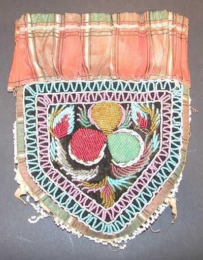 2405: Native American Tobacco Pouch