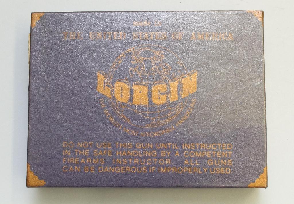 Lorcin L380 semi-automatic pistol. - 3