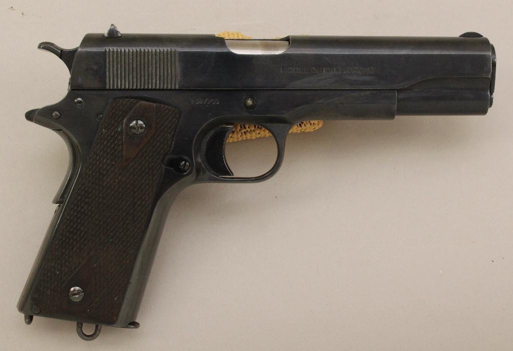 Colt Model 1911 US Army semi-automatic pistol. - 2