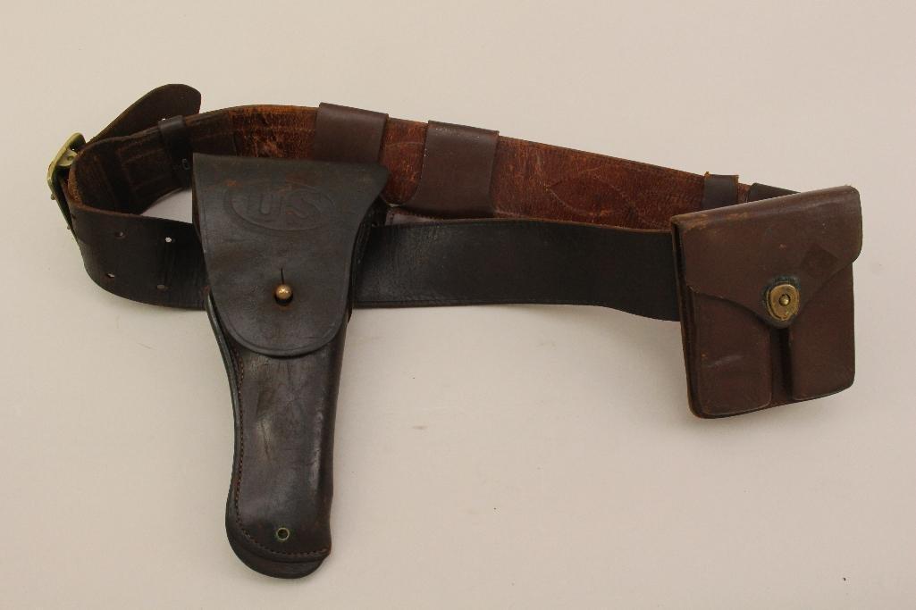 Colt Model 1911 US Army semi-automatic pistol. - 5