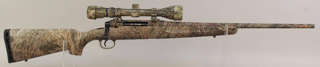 Savage Axis bolt action rifle.