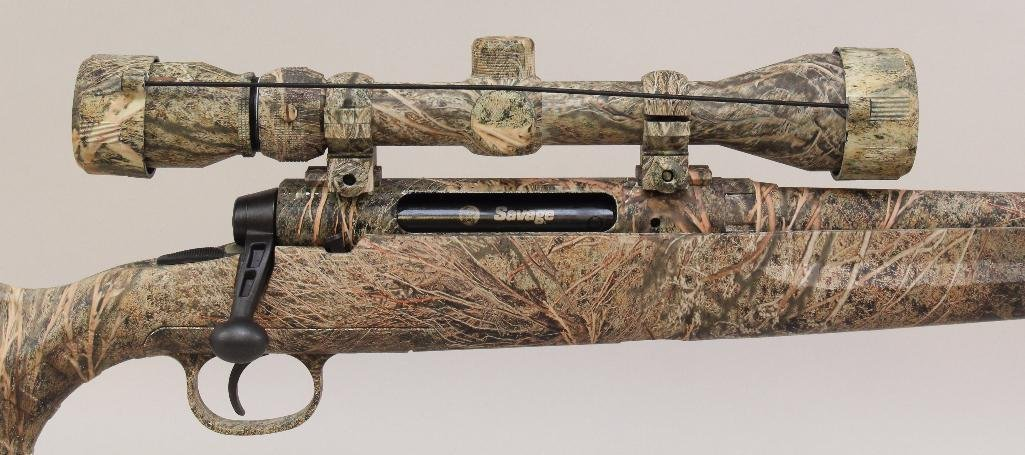 Savage Axis bolt action rifle. - 2