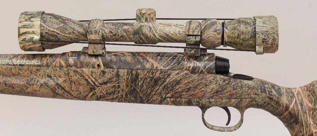 Savage Axis bolt action rifle. - 3