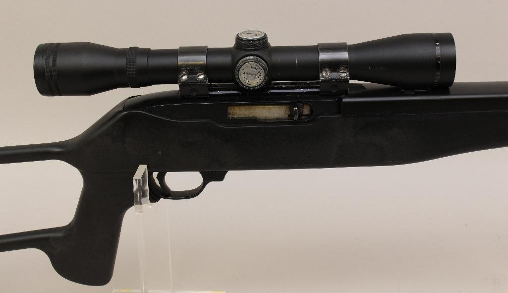 Ruger 10/22 semi-automatic rifle. - 2