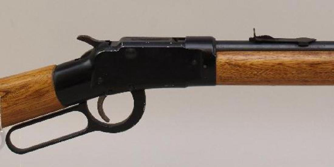 Ithaca M49 lever action rifle. - 2