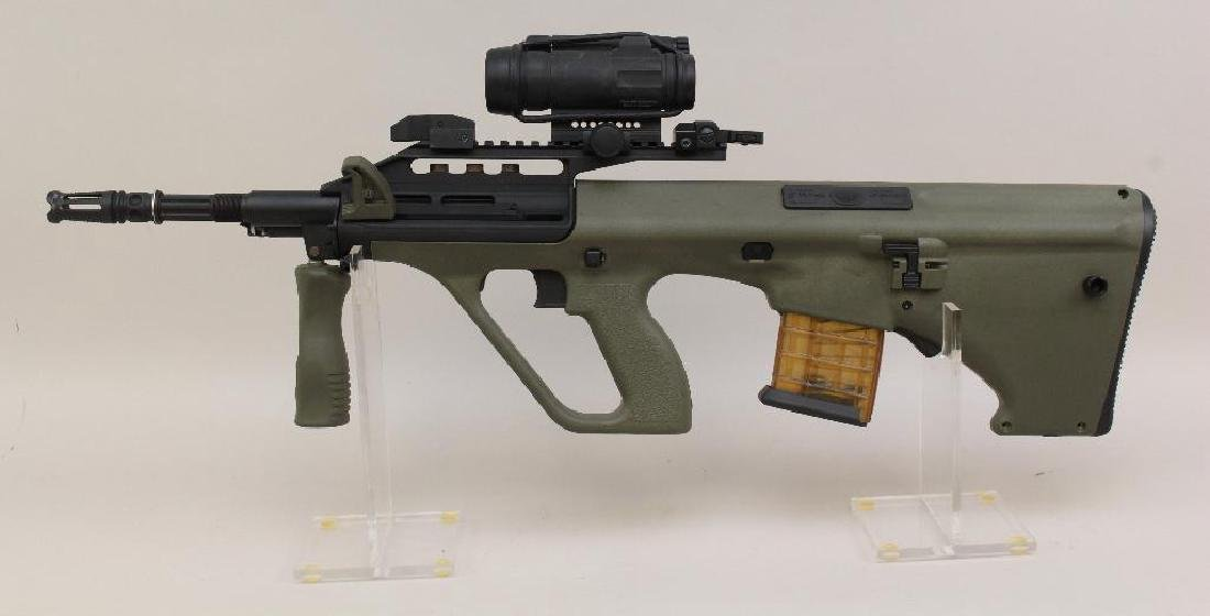 MSAR STG-556 semi-automatic rifle. - 3