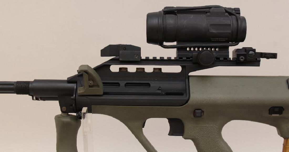 MSAR STG-556 semi-automatic rifle. - 4