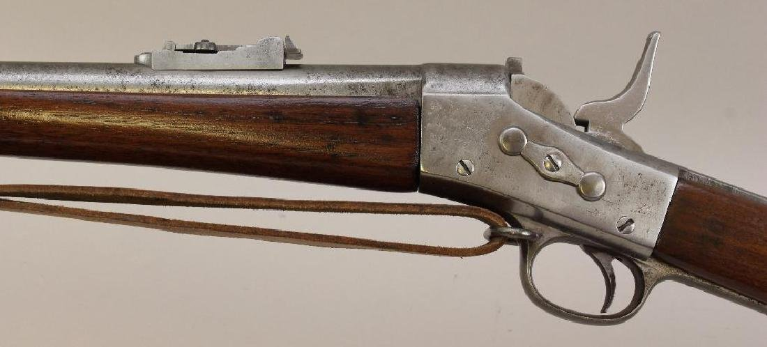 Model 1871 rolling block US Army rifle. - 3