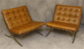Attributed to Ludwig Mies van der Rohe for Knoll