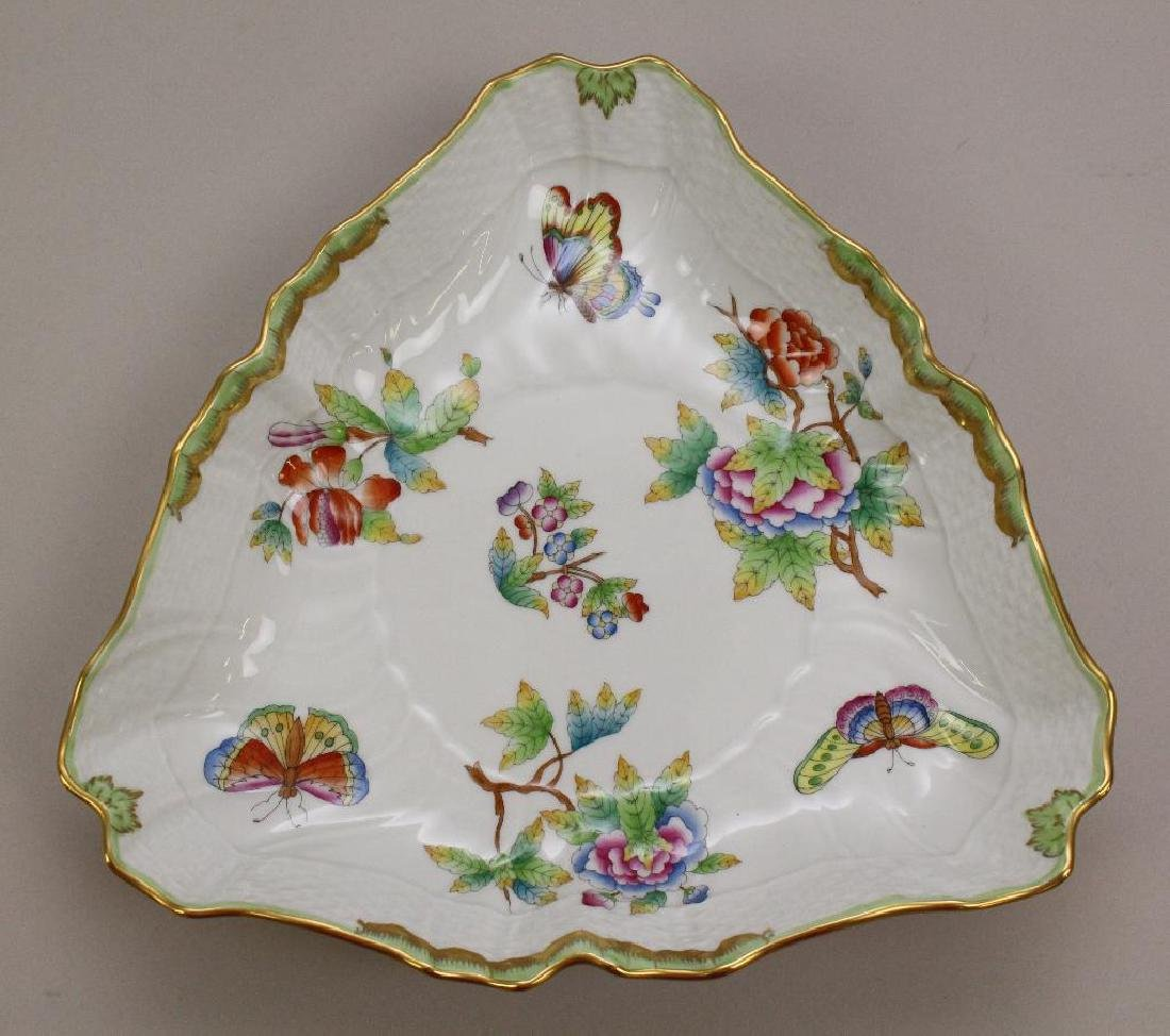 Herend Porcelain Serving Dish