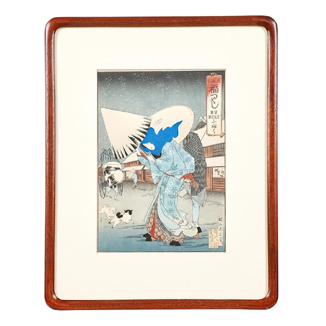 KAWASE HASUI (Japanese, 1883–1957) - 2
