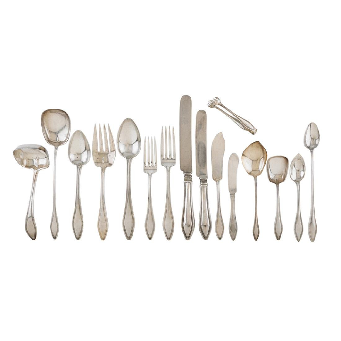 TOWLE MARY CHILTON STERLING SILVER FLATWARE