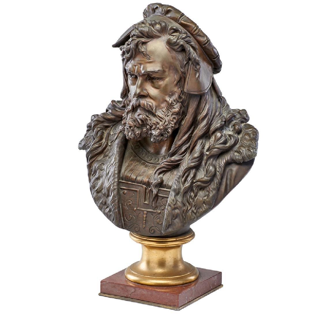 ALBERT-ERNEST CARRIER-BELLEUSE (French, 1824-1887)