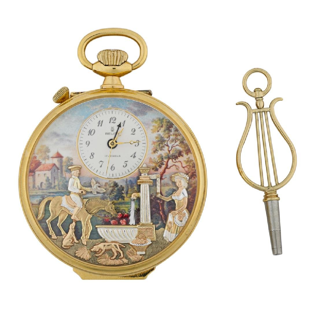REUGE MUSIC BOXES - 2