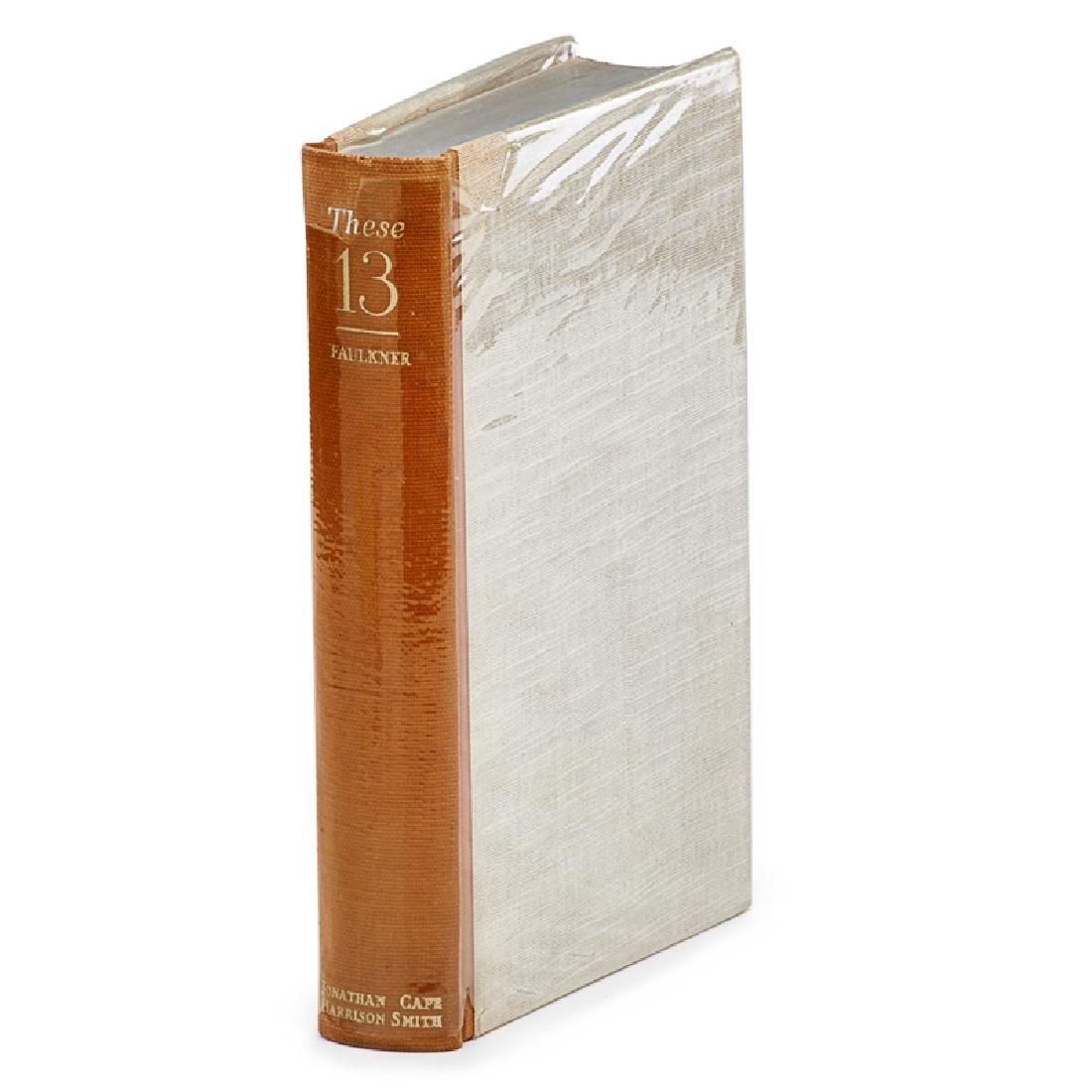 WILLIAM FAULKNER SIGNED U.S. LIMITED FIRST EDITION