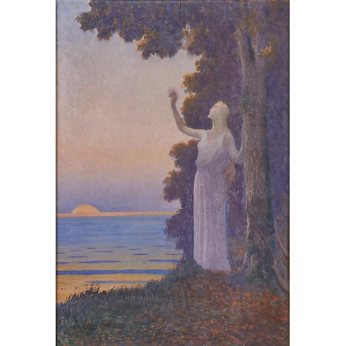 Alphonse Osbert (French, 1857-1939)