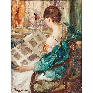 Fernand Toussaint (Belgian, 1873-1956)