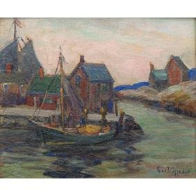 Fern Isabel Kuns Coppedge (American, 1883-1951)
