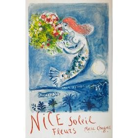 Marc Chagall (French/Russian, 1887-1985)