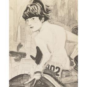 Elizabeth Peyton (American, b. 1965)