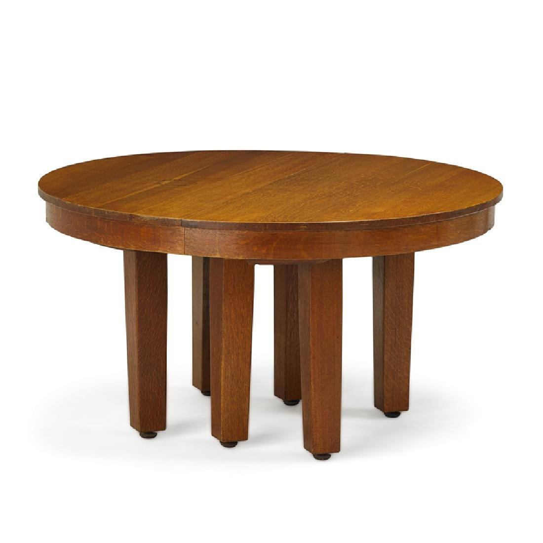 L. & J.G. STICKLEY Dining table (no. 720)