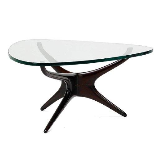 Kagan Coffee Table.Vladimir Kagan Kagan Dreyfuss Coffee Table