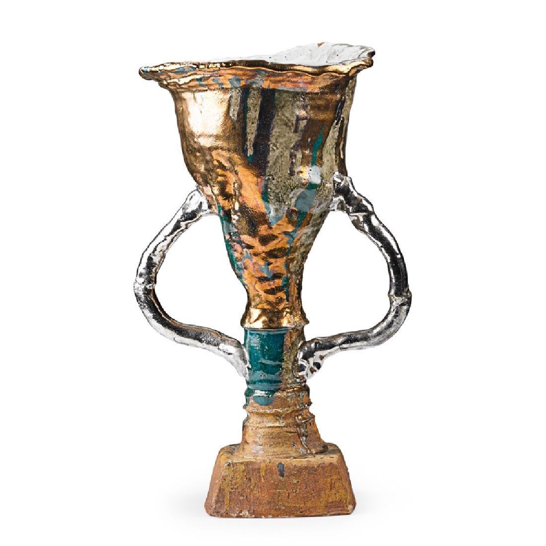 ROBERT ARNESON Untitled trophy