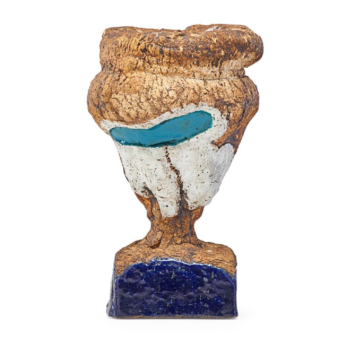 ROBERT ARNESON Untitled vase form