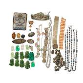 COLLECTION OF EASTERN JEWELRY
