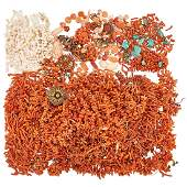 CORAL FROM THE ESTATE OF A JEWELER