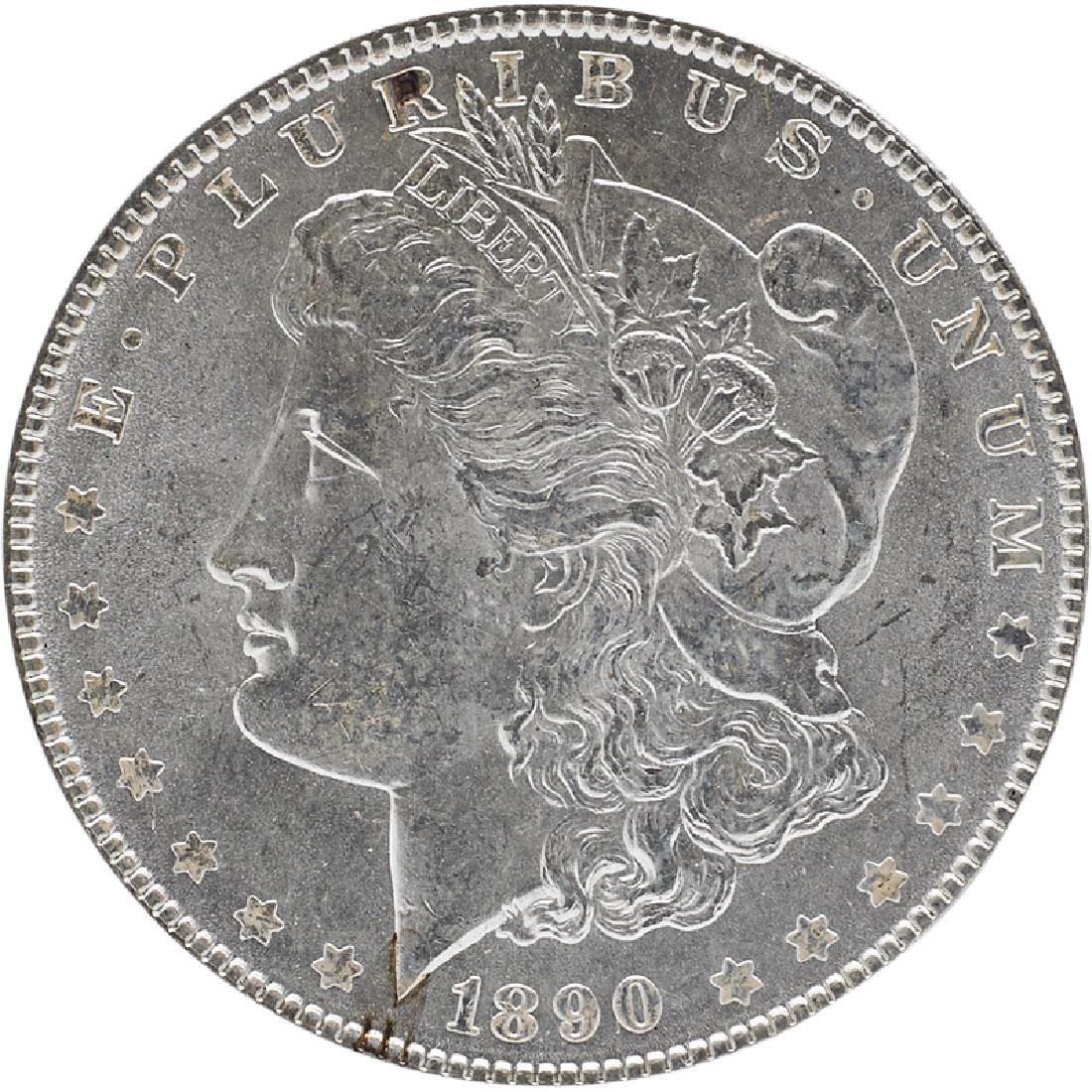U.S. 1890 MORGAN $1 COIN