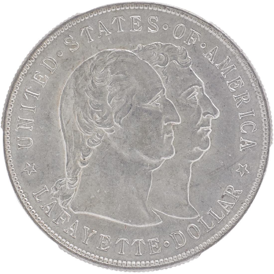 U.S. 1900 LAFAYETTE COMMEMORATIVE $1 COIN