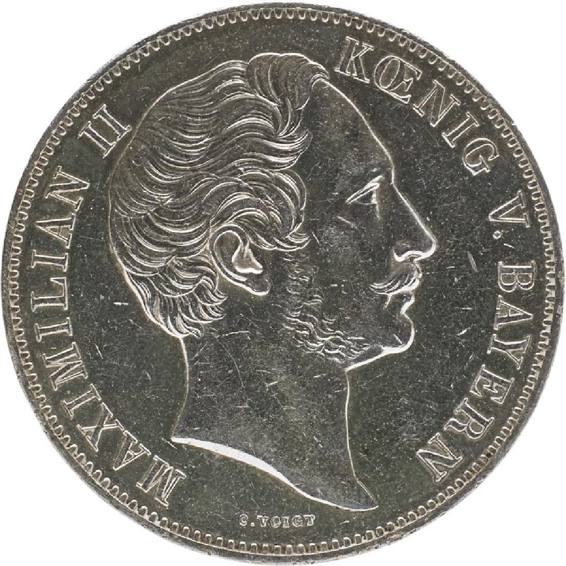 GERMAN SILVER COINS