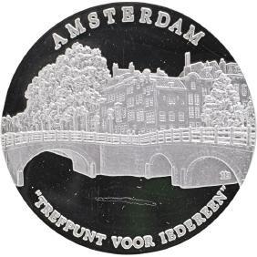 Franklin Mint Commemorative Medal Set