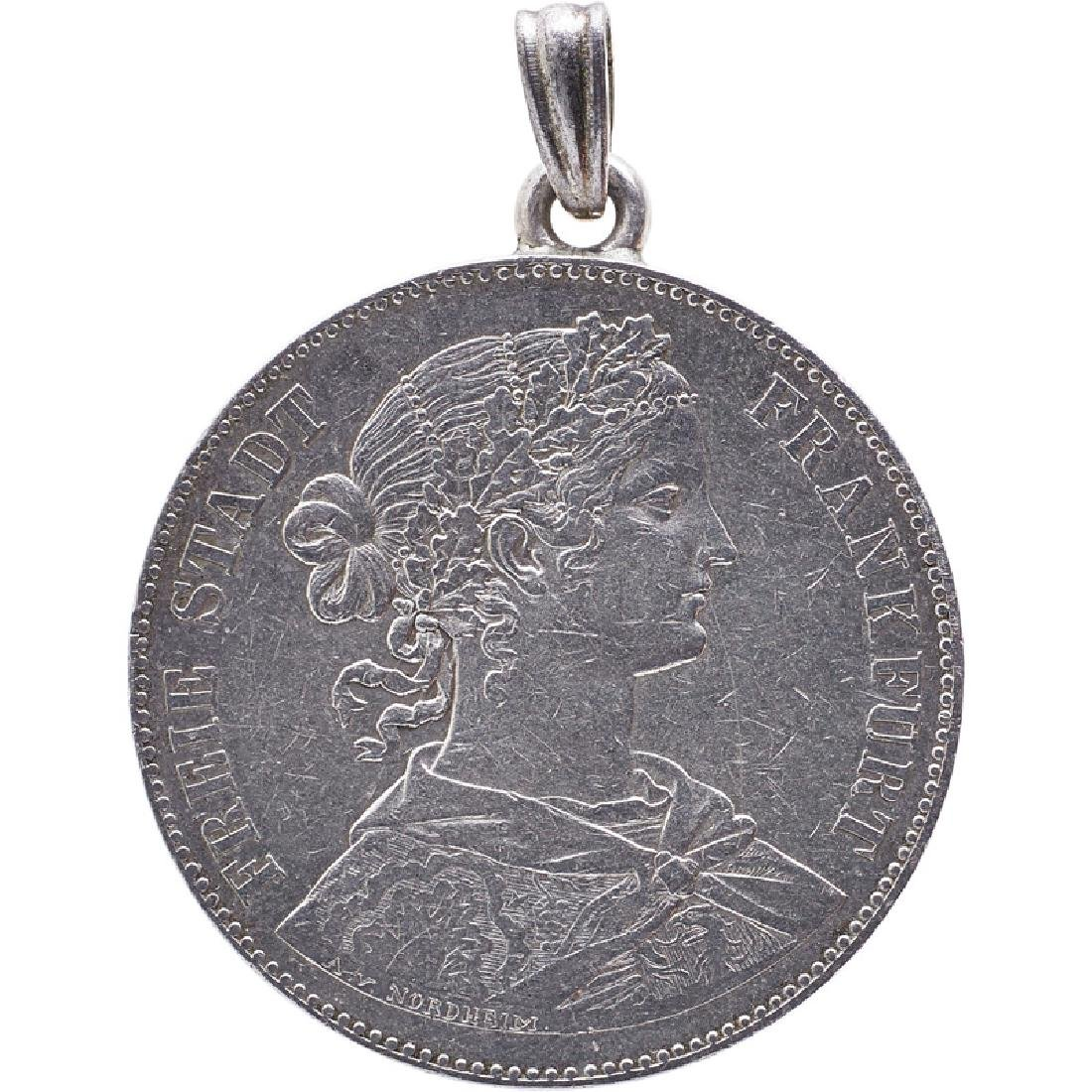 FOREIGN COINS AND MEDALS