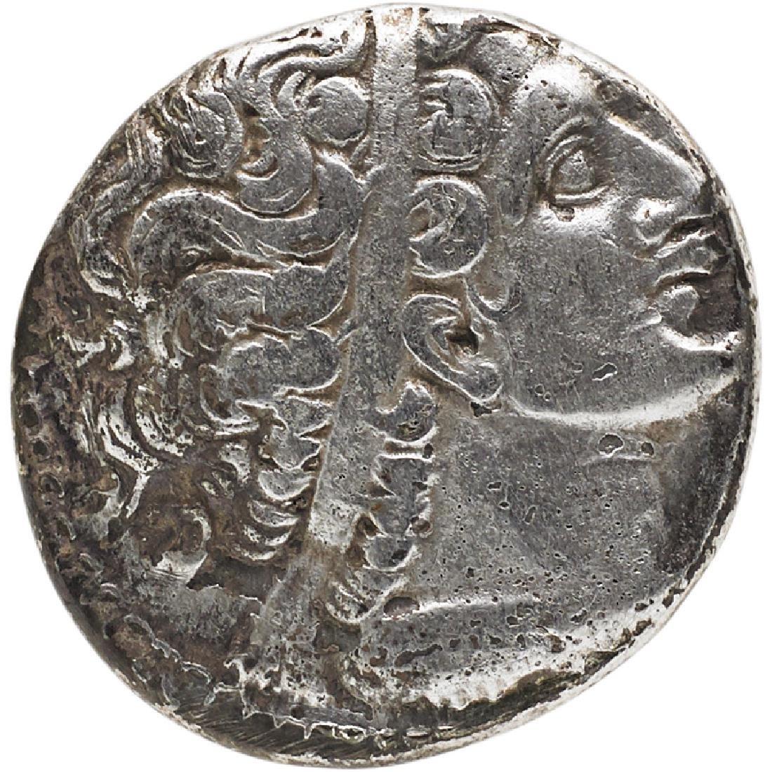 PTOLEMAIC KINGDOM AR TETRADRACHM COINS