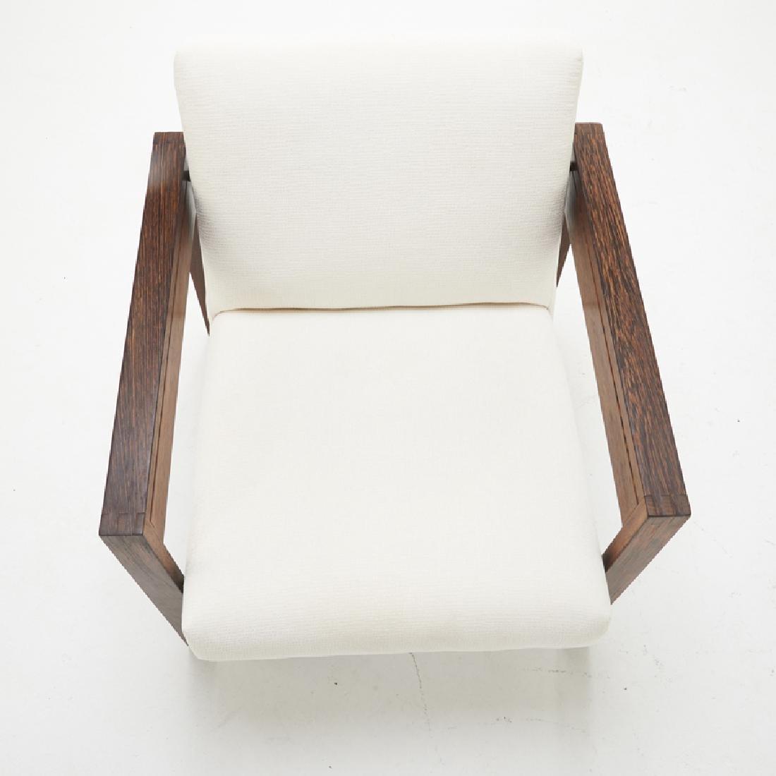 HEIN STOLLE; SPECTRUM Pair of armchairs - 3