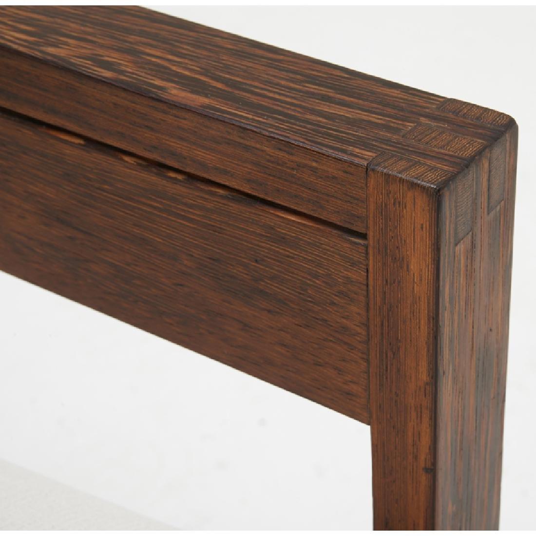 HEIN STOLLE; SPECTRUM Pair of armchairs - 4