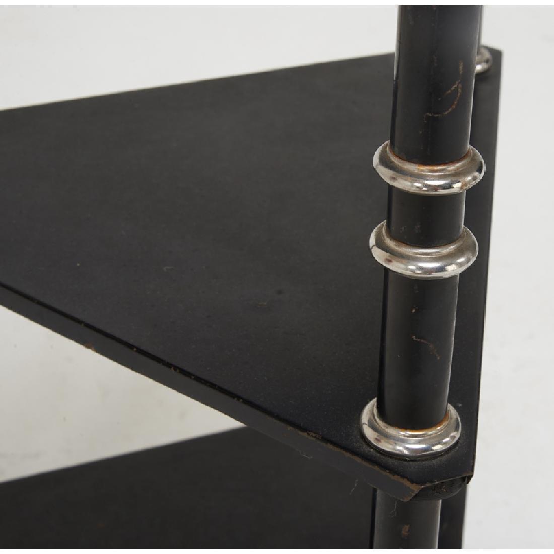 WARREN McARTHUR Triangular side table - 3