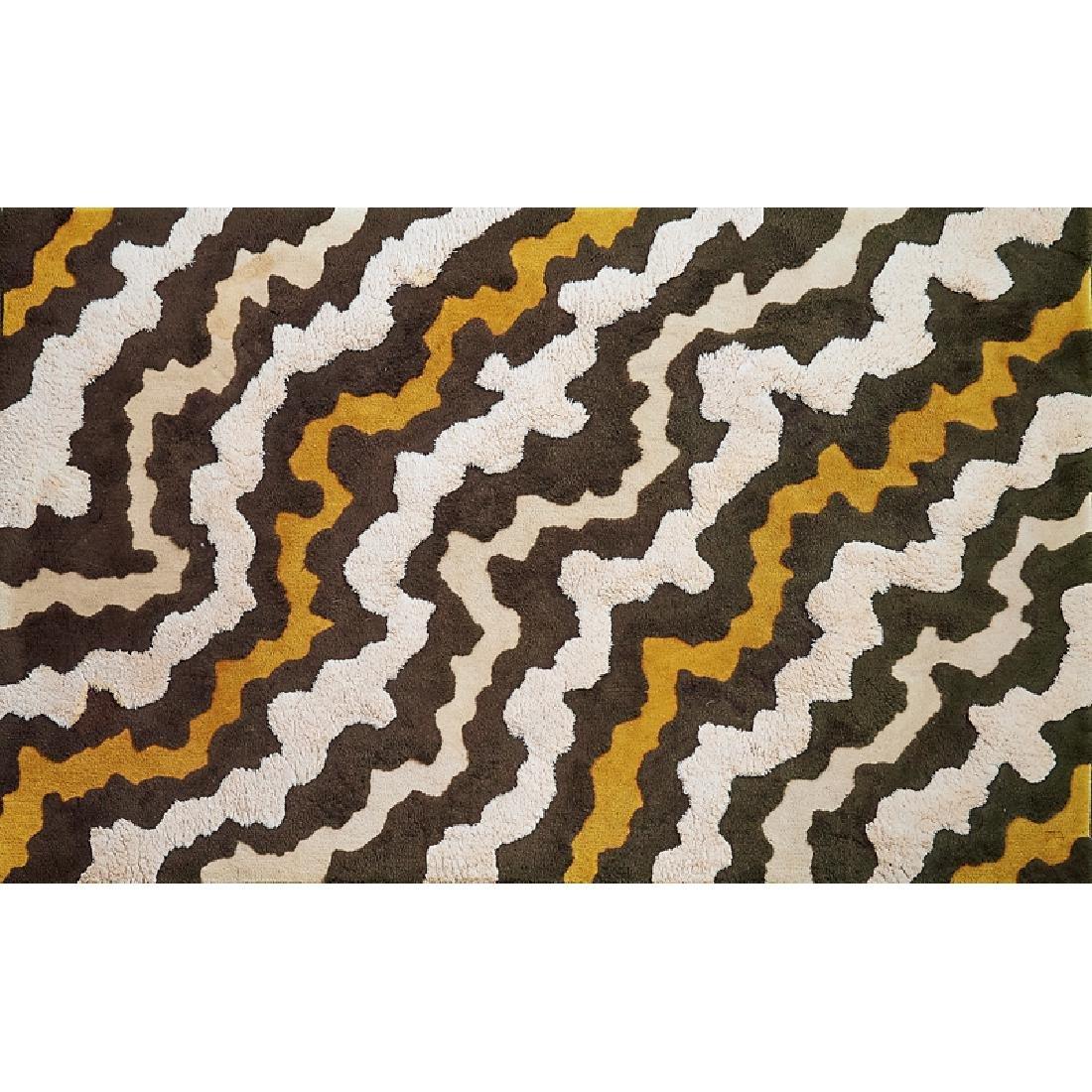 EDWARD FIELDS Wool rug