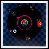 TAKASHI MURAKAMI Lithograph in colors