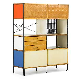 CHARLES AND RAY EAMES First edition ESU-400