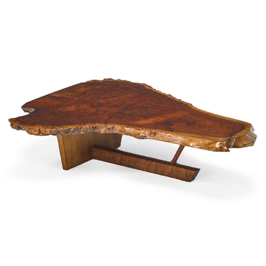 GEORGE AND MIRA NAKASHIMA Fine coffee table