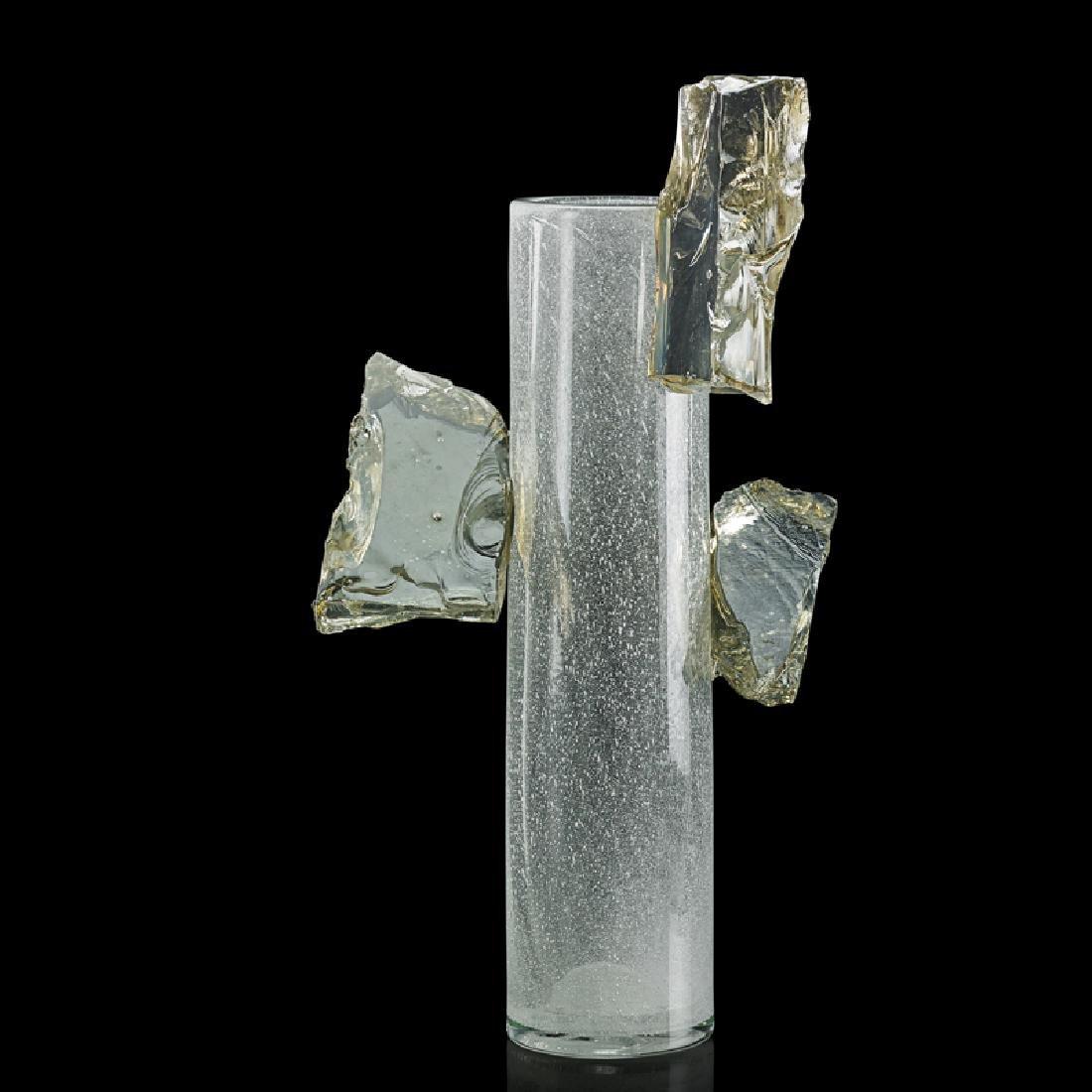 DALE CHIHULY Jerusalem Cylinder #63